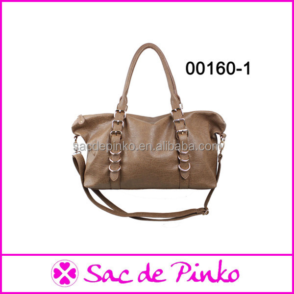 2014 <strong>leather</strong> tote bag latest designer lady handbag
