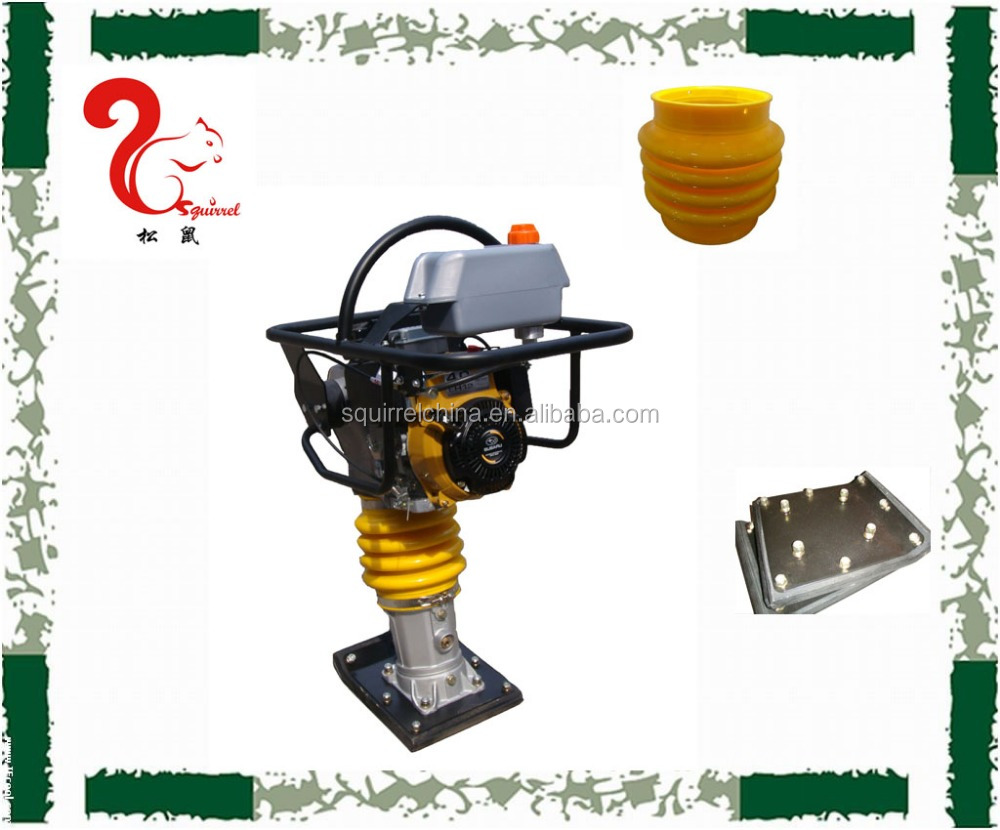 gasoline mikasa tamping rammer compactor