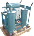 Portable mobile oil filtration machine for sale,small oil purifier