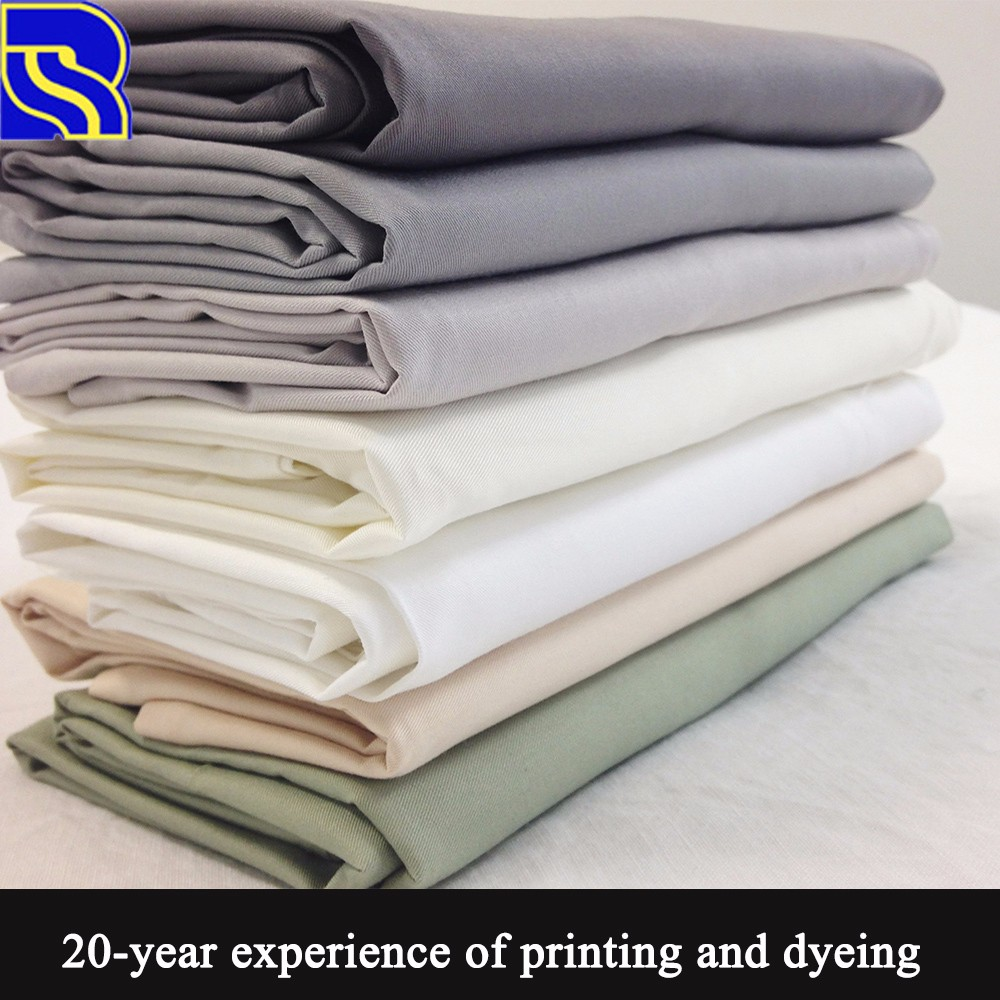 new fashion wholesale custom printed 100% cotton twill fabric