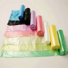 High Quality HDPE Star Seal Plastic Garbage Bags Trash Bags On Roll