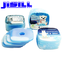 keep cold water repellent slim fit fresh cool cooler gel ice pack for lunch box