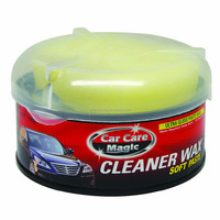 plastic box automobile brazilian wax from best car care supplier