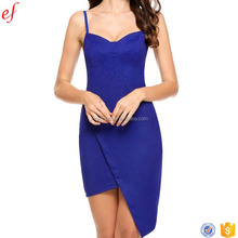 2018 Summer Lady Casual Party Bodycon Evening Pencil Dress