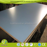 Supply 12mm PVC faced MDF as furniture