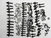 fairing bolt kit motor Fairing Screw Bolt nuts for 1999-2002 motorcycle