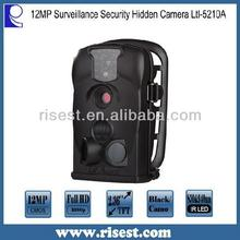 640*480 AVI 30fps 12MP Night Vision Scouting Garden Security Trail Camera Ltl-5210A