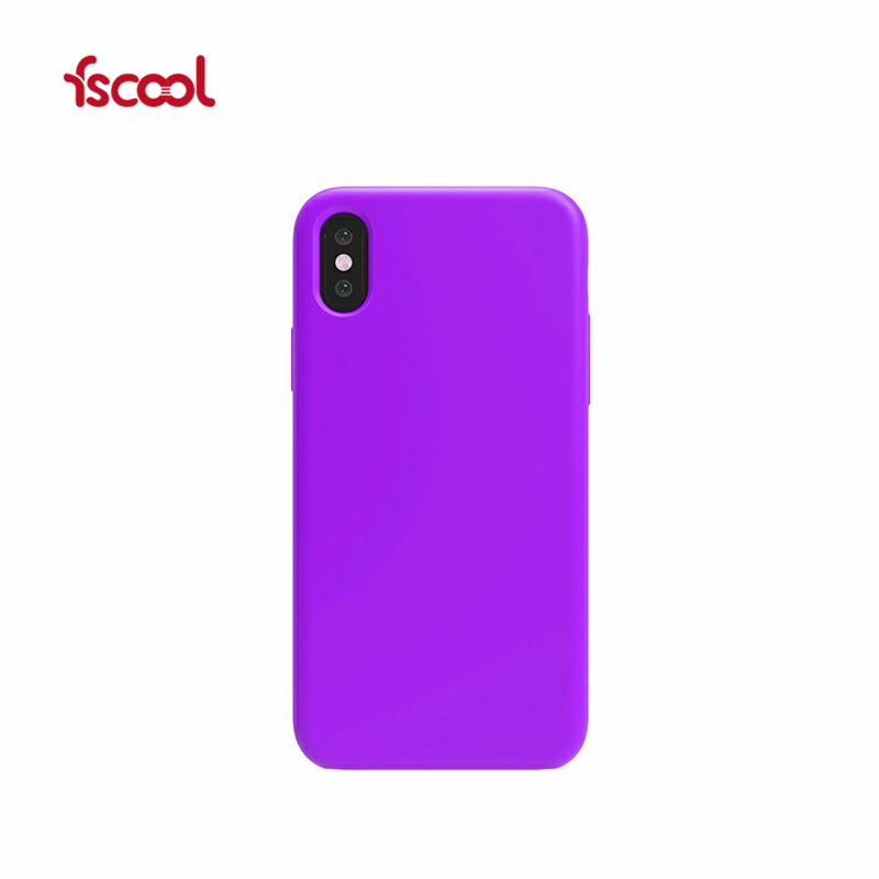 China manufacturers wholesale silicone mobile phone case for iPhone X Case