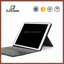 9.7 tablet pc leather case bluetooth keyboard Tablet Case With Keyboard silicone case 7-inch tablet