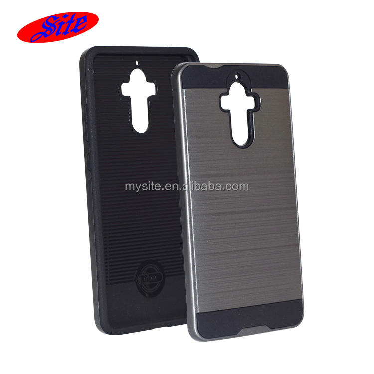 OEM easy to wear phone case eco-friendly PC & TPU promotional case phone cover