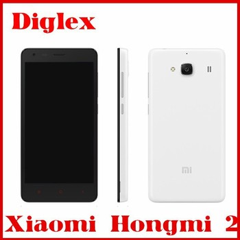 new original xiaomi hongmi2 MIUI 6 quad core 1GB RAM 8GB ROM Unlocked Phone redmi 2 4g lte Cell Phone