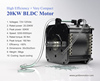 High Efficiency , BLDC motor 20KW electric car conversion kit , Electric car Motor