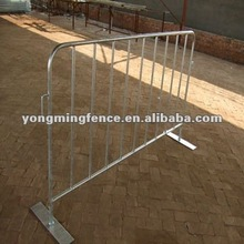 hot-dipped galvanized/PVC safety fence grating for road control/security protection/divide lanes(direct munufacturer)