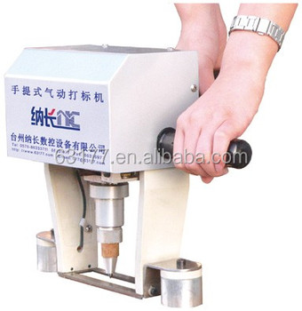 CNC industrial portablepneumatic marking machine with CE