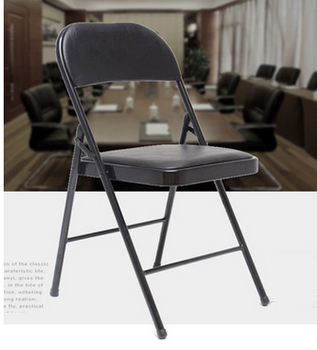 High Quality Upholstered Seat Steel Folding Chairs Wedding Chair For Sale