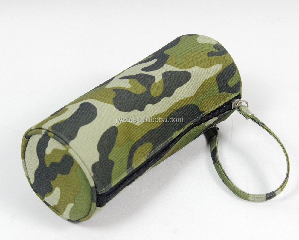 2016 Student Use Pencil Bag Camo Color Newest Style Pen Bag
