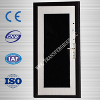 MDF security interior door house designed TR-S1217-2