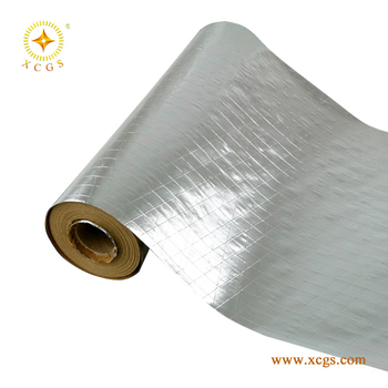 flame retardant fireproof aluminium foil insulation