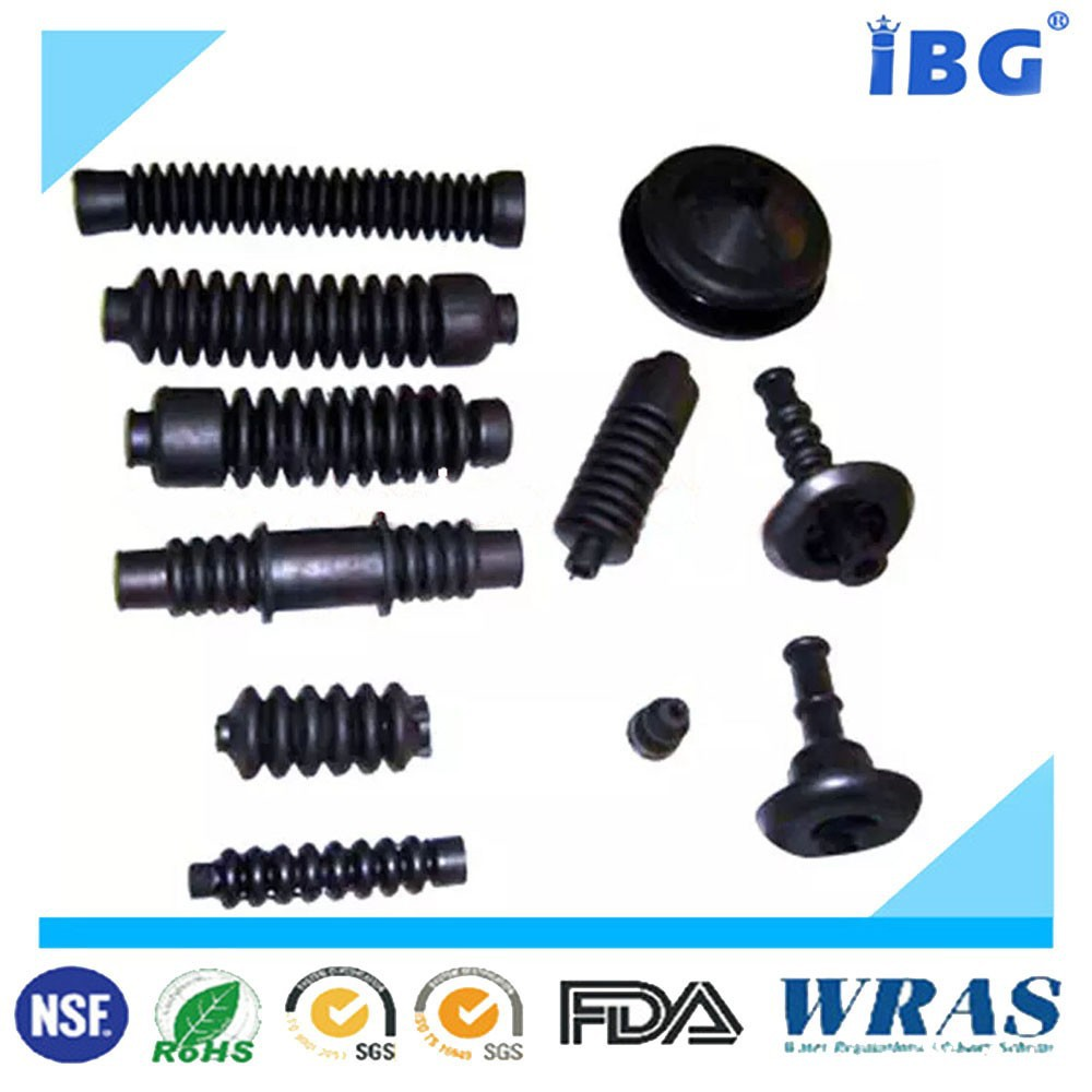 customized threaded grommets/auto parts rubber seal