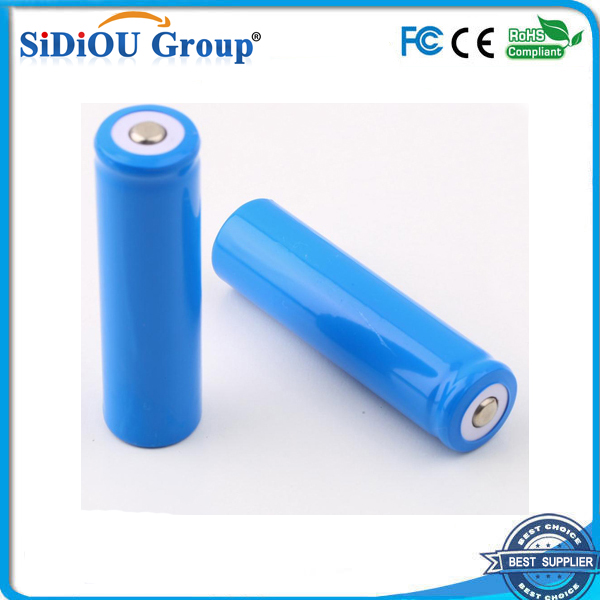 5000mAh 3.7V 18650 Li-ion Rechargeable Battery for LED Torch Flashlight