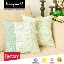 Custom Made High Quality embroidery design handmade cotton sofa cushion cover decorative cushion pillow