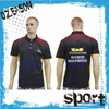 OEM Custom Men Short Sleeve Golf