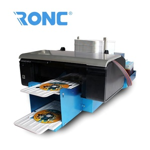 Best commercial printing machine cd dvd disc printer, cheap cd dvd cover printing machine, industrial cd dvd inkjet printer