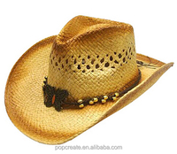 Hot! hot sale and design your cowboy hat