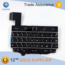 China Factory OEM Black Keypad Button Replacement Part For BlackBerry Classic Q20 Keyboard