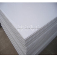 impact hdpe pad for ballistic laminate,chemical resistant hdpe plastic pad,white plastic sheet