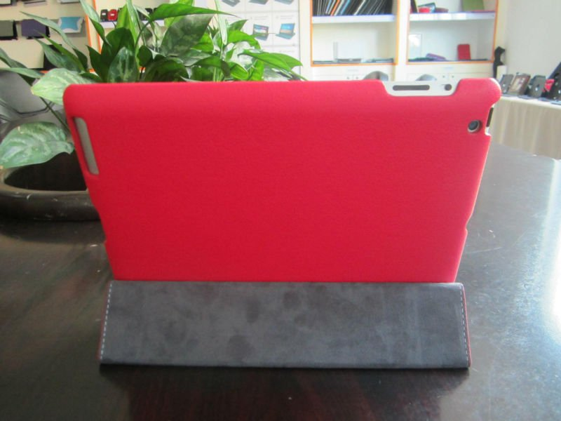 new smart case cover for new ipad3/2 from factory