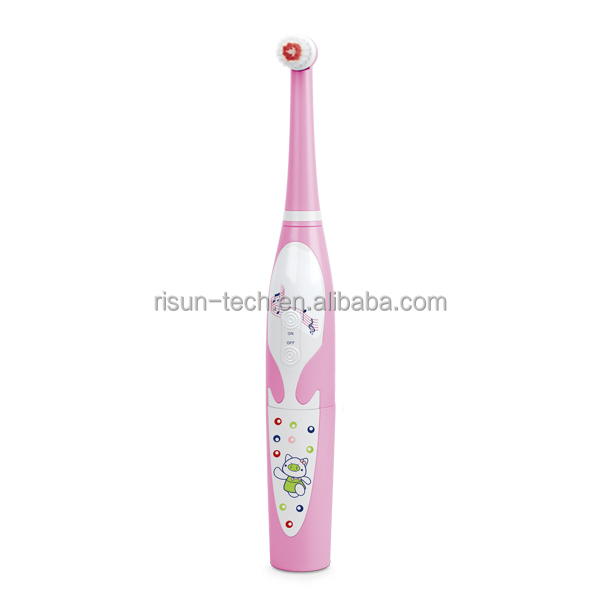 RST2206 Kids musicalt Oscillating Toothbrush for oral care products