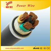 Low cost of pvc insulation power cable