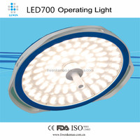 Emergency medical devices led operatiing light