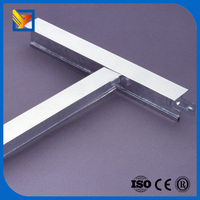 fire rated suspended ceiling framing t grid with low price
