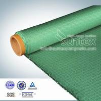 green acrylic coated fiberglass cloth for insulation