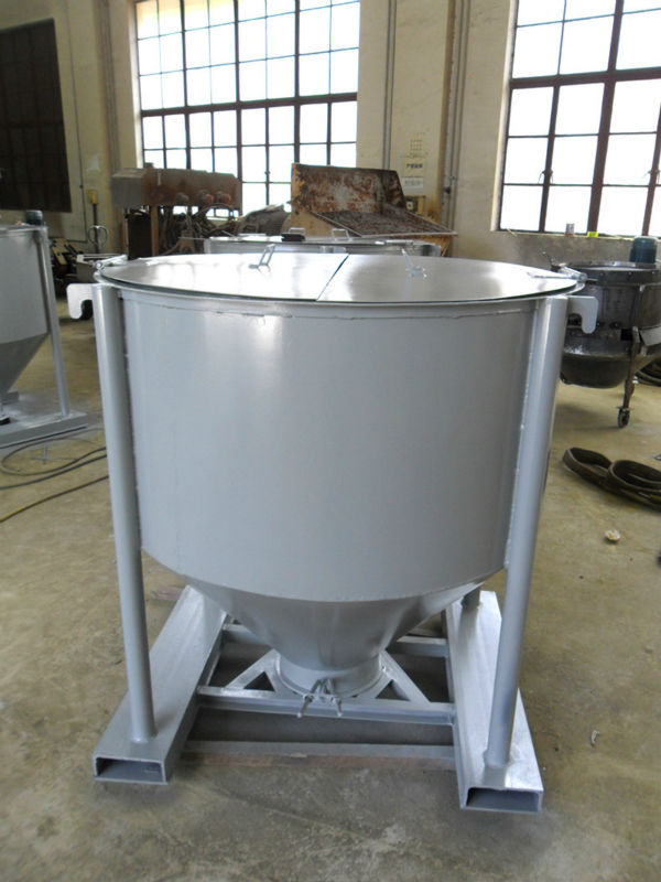 Tower crane manual Concrete Bucket for Sales