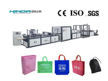 WFB-BT600 Fully Automatic Non woven Bag Making Machine