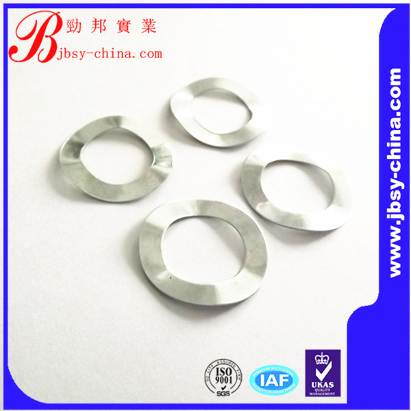 steel double coil spring washer