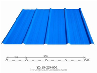 Hot-Selling High Quality corrugated steel lowes metal roofing sheet price