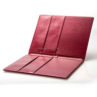 leather checkbook case covers for men and women