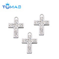 New product wholesale Metal cross cheap Jewelry Pendant Cross Pendant