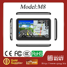 7 inch android 4.0 smart car gps navigation with multimedia player