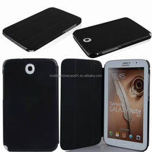 Leather Case for Samsung 8 Inch Tablet N5100 Galaxy Note 8.0 Three Fold