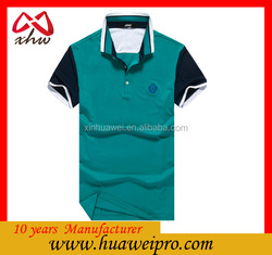 Wholesales in bulk polo shirts in China supplier polo shirts in summer newest