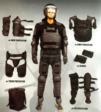 full kevlar body armor suit