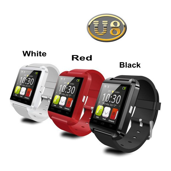 Wholesale touch screen cheap health care U8 smart watch 2016 popular smart intelligent watch