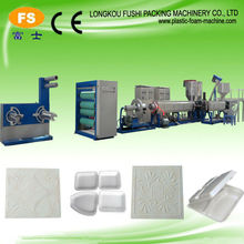 PS Foam Sheet Extruder Making Machine for Foam Plate and Dish