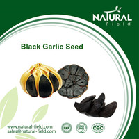 China manufacturer Anti-cancer black garlic extract