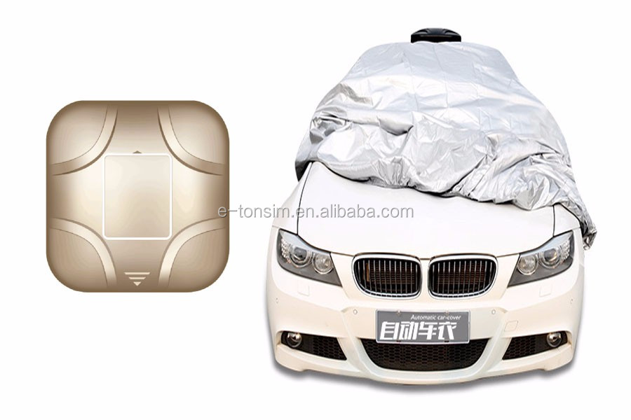 Car Exterior Accessories & Auto Car Cover Sun Protection Fully Waterproof Heat Sealed Seams Automatic Car Cover